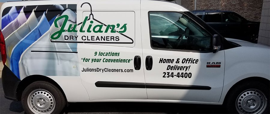 Julian's Dry Cleaners